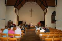 Buxton church concert inside